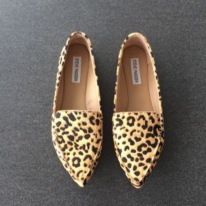 Leopard Flat - Steve Madden Size 8.5